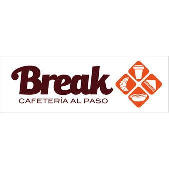 Isotipo Cafetería Break