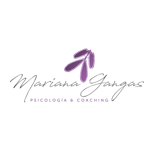 Logotipo Mariana Gangas