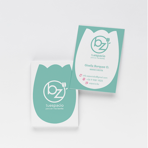 Tarjeta de presentación BZ