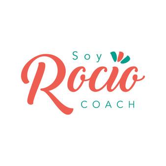 Logotipo Soy Rocio Coach