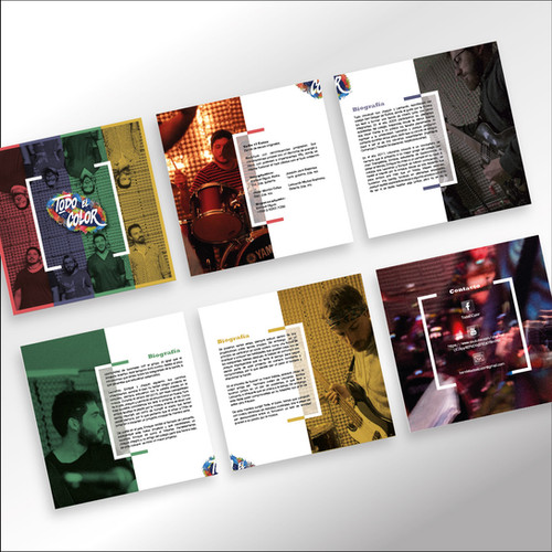 Dossier Banda Todo el Color