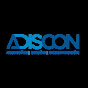 Logotipo Adiscon