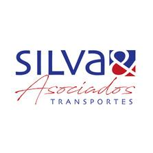 Logotipo Silva & Asociados Transportes