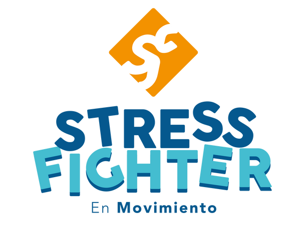 Logotipo Stress Fighter