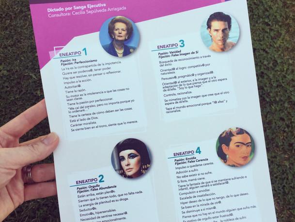 Lámina Brochure