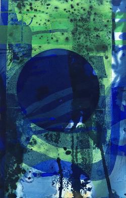 Blue on Blue # 3