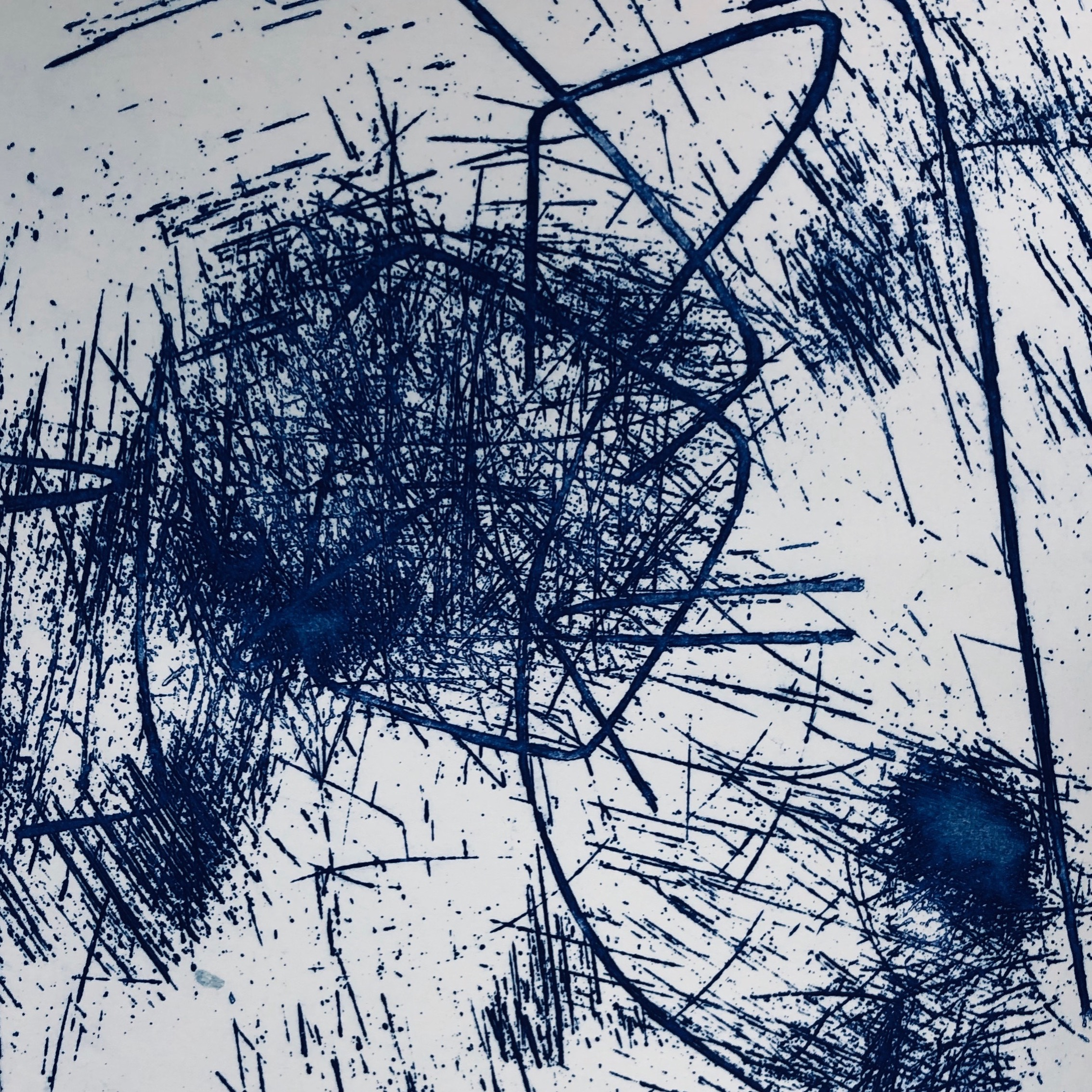 Blue Process # 1