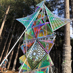 Electric Forest Arches Daytime
