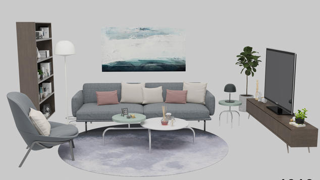 Modern / Coastal
