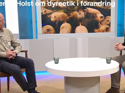 Modsvar til Bengt Holst påstande i DR Deadline