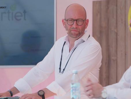 Rasmus Prehn tager grueligt fejl i debat på Folkemødet