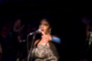 Motor City Revue Singer