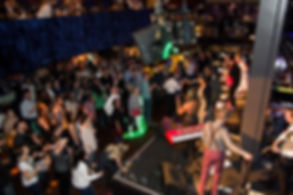 Motor City Revue Jazz Cafe