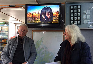 Writer and anthropologist Dame Anne Salmond describes Tōtaranui/Queen Charlotte Sound