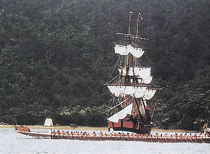 Captain Cook Commemorations, in Marlborough, to Celebrate Two Cultures