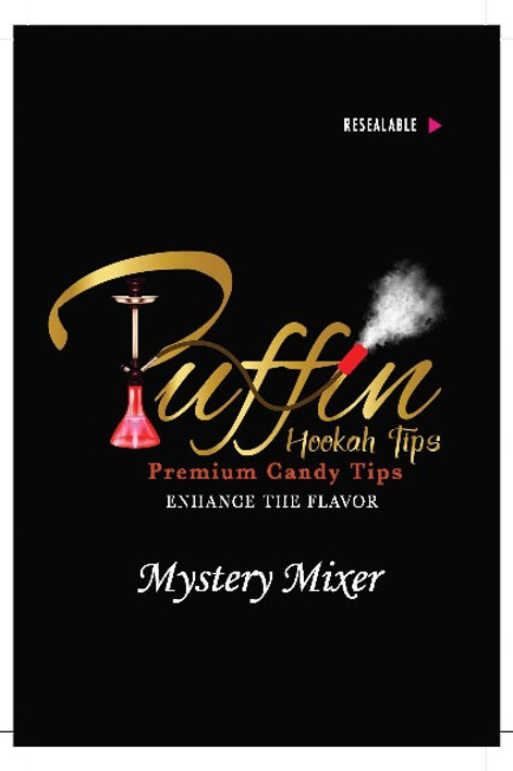 PUFFIN HOOKAH TIPS - MYSTERY