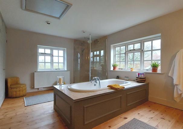 Bathroom suite refurbishment.