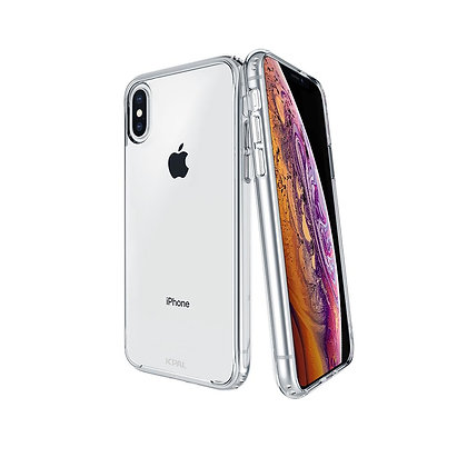 JCPAL DualPro Transparent Case for iPhone X