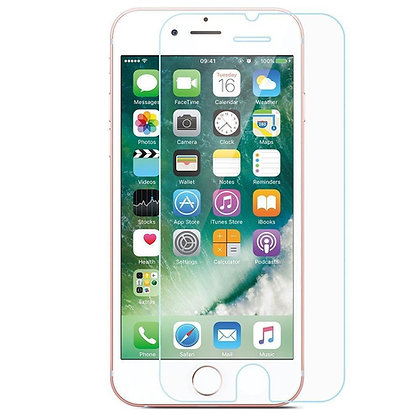 JCPAL iClara Glass Screen Protector-iPhone8 Plus(0.26mm,Smaller than screen size