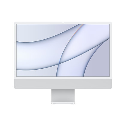iMac 24-inch with Retina 4.5K display: Apple M1chip with 8‑core CPU