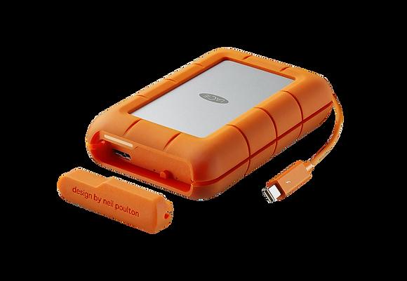 Lacie Rugged RAID Thunderblot & USB3 240MB/s*