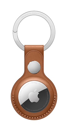AirTag Accessories : Leather Key Ring