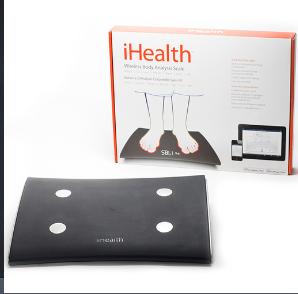 iHealth Wireless Body Analysis Scale