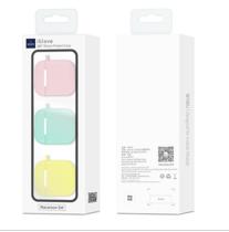 Wiwu i Glove Airpods Macaron Set-light pink light blue light yellow