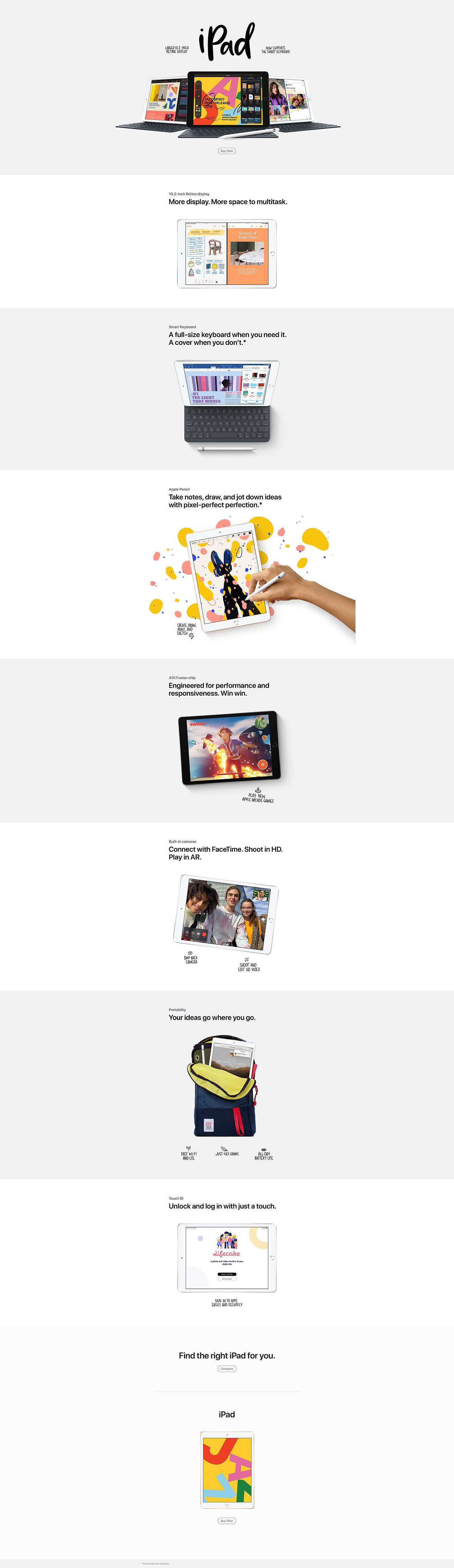 iPad 10.2 Specs