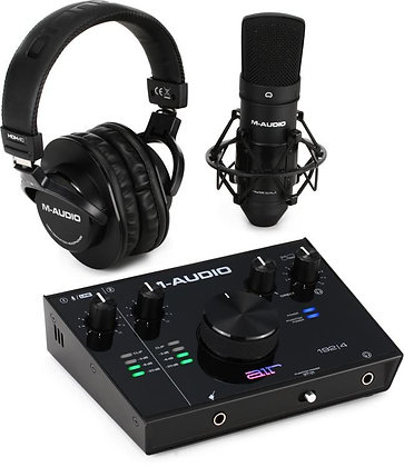 M_AUDIO Vocal  Studio Pro Bundle