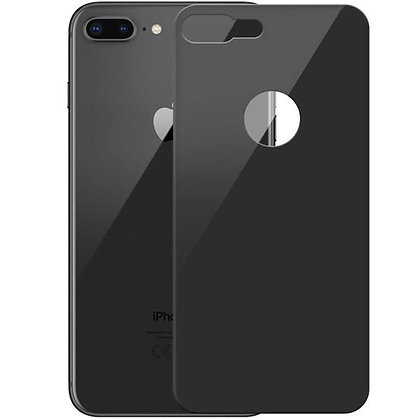 JCPAL Armor 3D Back Glass Screen Protector(0.26mm;Grey)for iPhone8 Plus