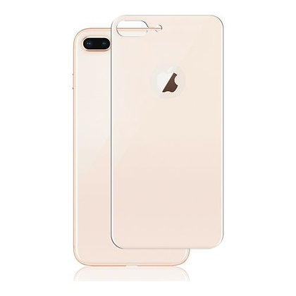JCPAL Armor 3D Back Glass Screen Protector(0.26mm; Gold) iPhone8 Plus