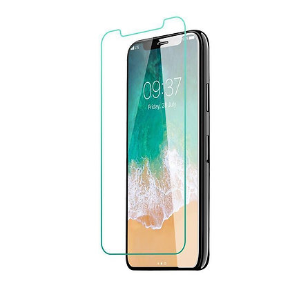 JCPAL iClara Glass Screen Protector for iPhone X (0.26mm,Smaller than screensize