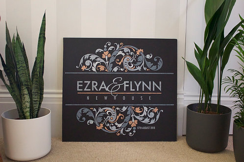 Ezra and Flynn