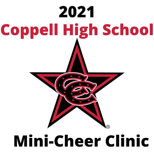 2021 CHS Mini-Cheer Camp