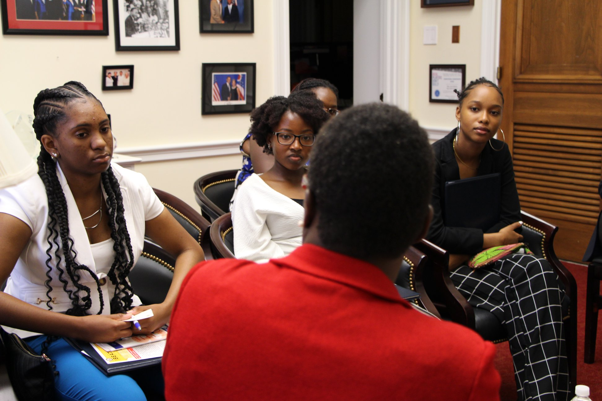 Women in Advocacy
