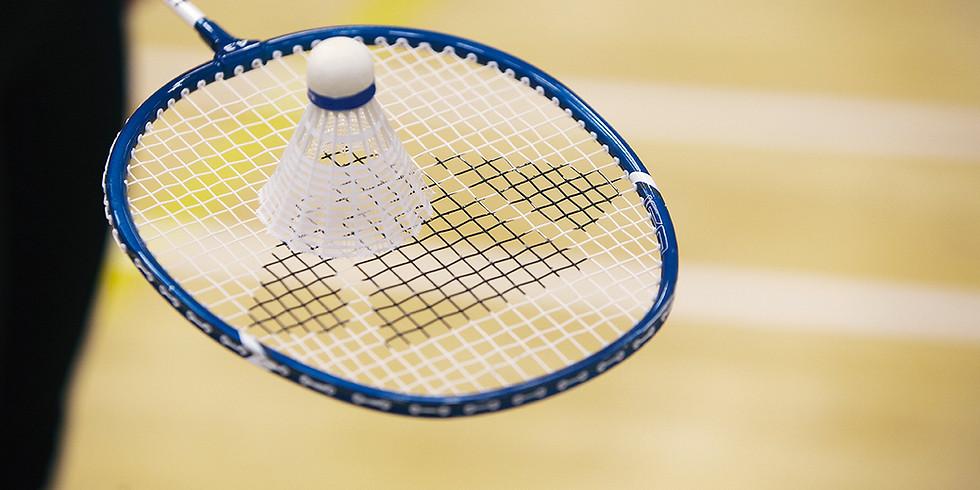 Velikonoční turnaj v Badmintonu