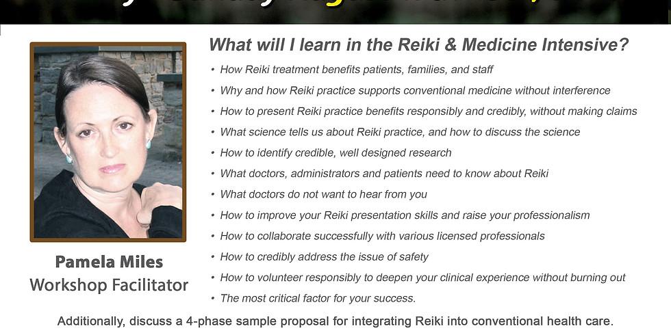 Pamela Miles: Reiki In Medicine Intensive Workshop