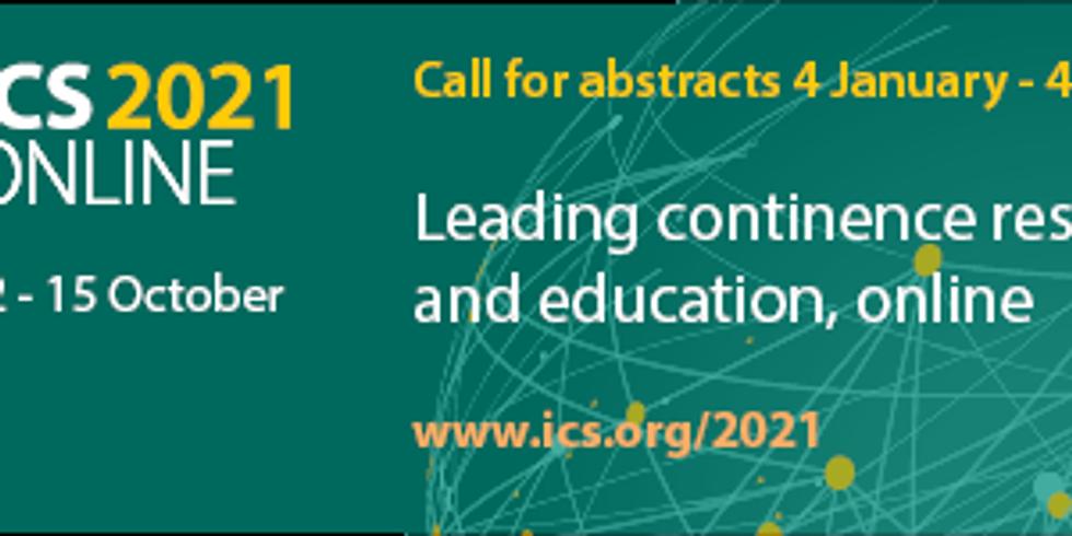 51st ICS Annual Meeting (ICS 2021)
