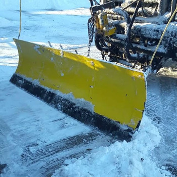 Snow Plow services. Commercial and Residential properties
