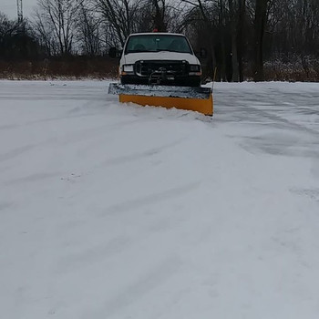 Snow Plowing - South Suburbs_#chicagomrs