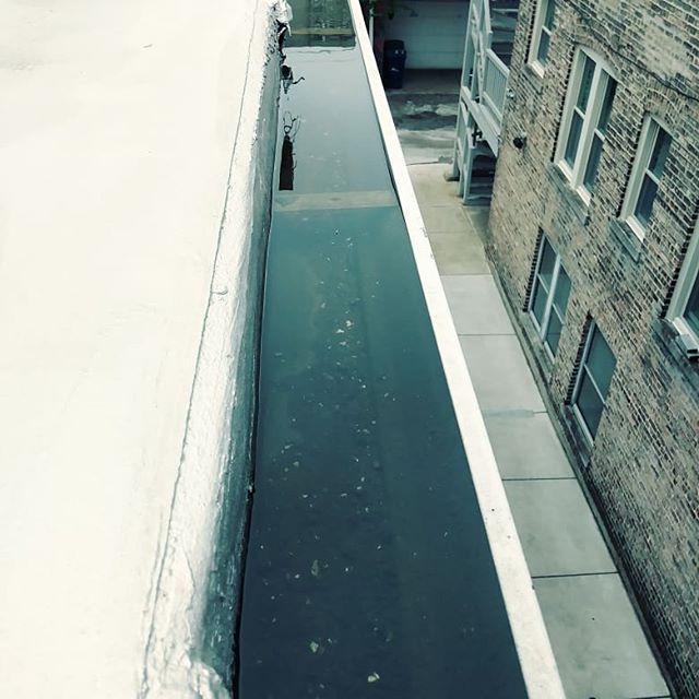 Is there a river in your gutters_ Call 7