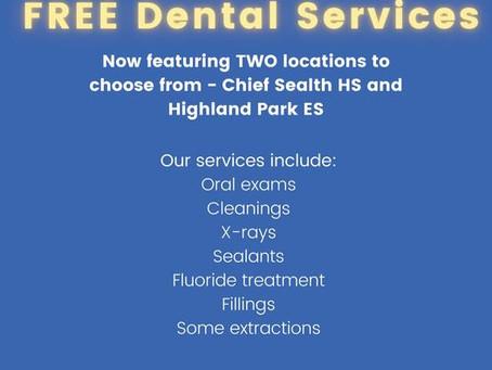 FREE Dental!