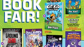 Roxhill Scholastic Book Fair