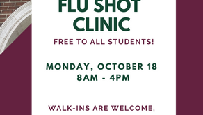 Flu Shot Clinic @ Roxhill