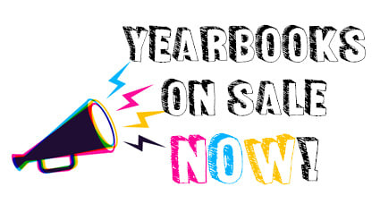 Get your yearbook order in!