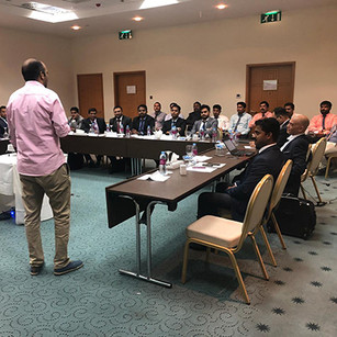 Rolenium Training, UAE, 2018