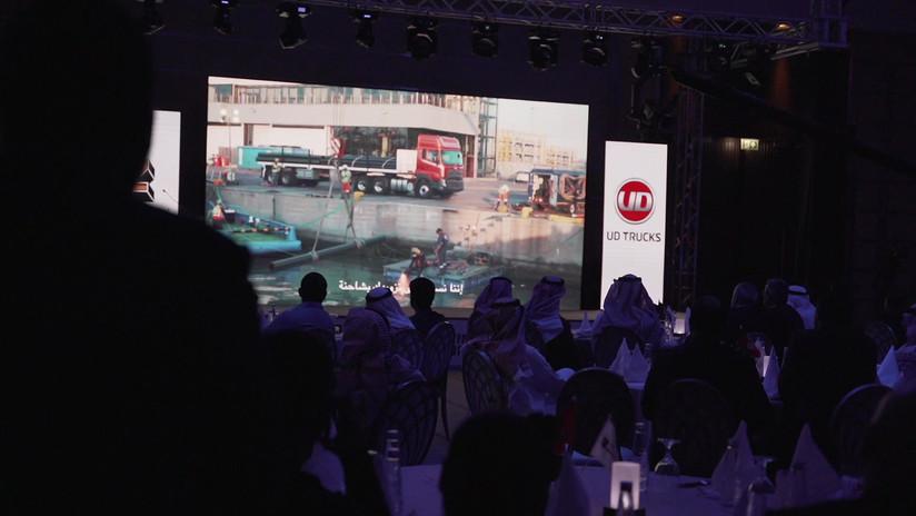 UD TRUCKS Launch Riyadh
