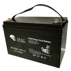 MHB Battery 100A BT-HSE-100-12H