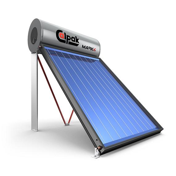 Solar Water Heater Mark4 200_2,6 CP-MARK